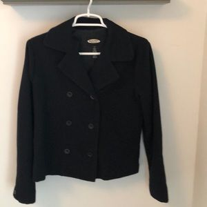 Cropped Pea Coat by Old Navy